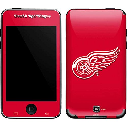 Skin Ipod Detroit Red Wings (Skinit Protective Skin Fits iPod Touch, iPod, iPod 2G (NHL DETROIT REDWINGS))