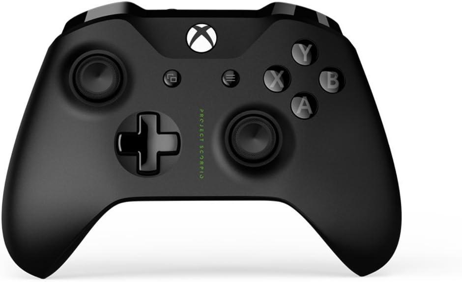 Amazon com: Xbox One X 1TB Limited Edition Console - Project Scorpio