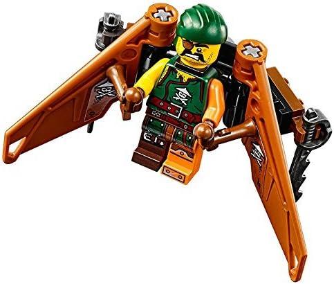 LEGO (LEGO) Ninja Go away Kojima Tigger Island 70604