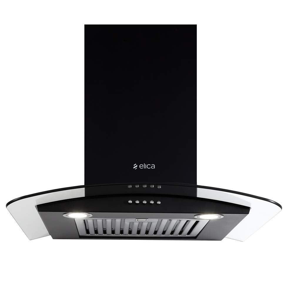 e47389c98 Elica 60 cm 1220 m3 hr Chimney with Free Installation Kit (GLACE SF ETB  PLUS LTW 60 PB LED