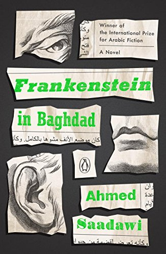 Frankenstein in Baghdad: A Novel - Malaysia Online Bookstore