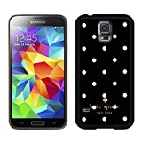 Samsung Galaxy S5 G9008V Kate Spade Black 012 screen phone case durable and newest design