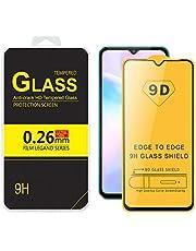 ل Realme C11 5D حامي الشاشة الكامل الإطار الأسود - من قبل KuGi - 2725604732710
