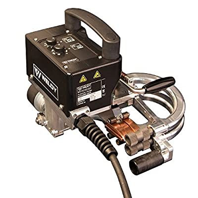 Weldy GEO2 Wedge Mini Welder for Welding Geomemberance