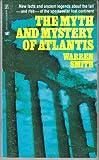 Myth and Mystery of Atlantis, Warren Smith, 0890831459