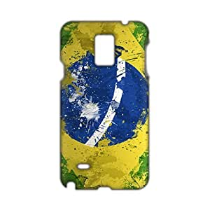 Evil-Store Fifa World up Brasil 3D Phone Case for Samsung Galaxy Note4