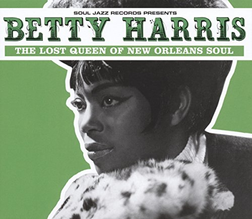 Betty Harris-The Lost Queen Of New Orleans Soul-CD-FLAC-2016-NBFLAC Download