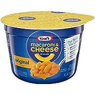 Kraft Easy Mac Original Flavor Mac & Cheese Dinner (2.05 oz Cups, Pack of 10)