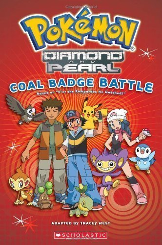 Pokemon: Welcome to Sinnoh Reader by Tracey West (Mar 1 2008)
