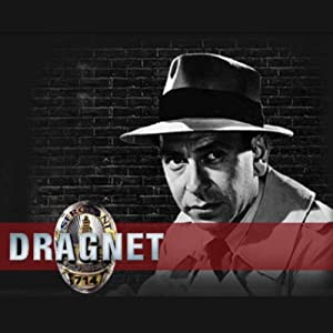 Dragnet: Old Time Radio - 380 Episodes Radio/TV Program