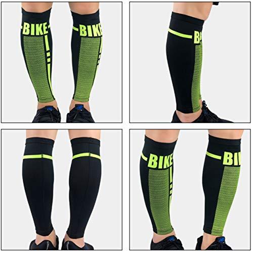 Calf Compression Sleeve Sports Legguards Leggings Breathable Compression Protective Socks Running Leggings