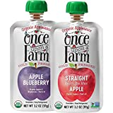 Once Upon a Farm Organic Kids | Applesauce Food
