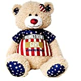 Homefront Girl Signature Teddy Plush
