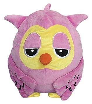 Peluches Cel Búho dormilón grande, color rosa (MAE 7039rosa)
