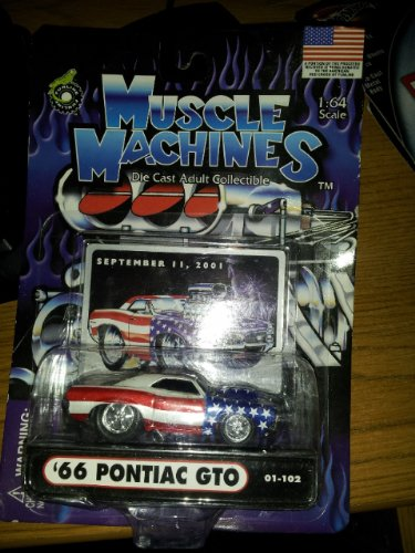 66 pontiac gto - 9
