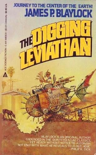 book cover of The Digging Leviathan