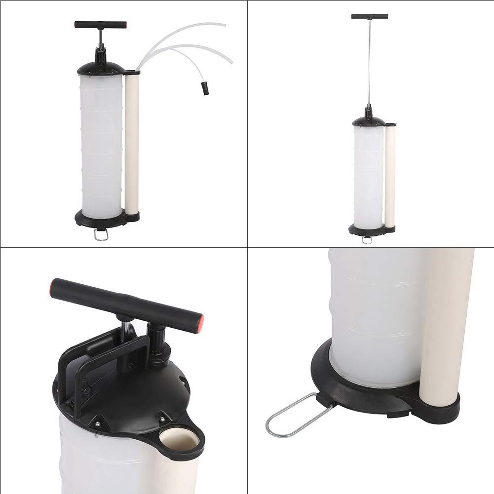 7L Manual Vacuum Oil Pump Fluid Extractor Vacuum Oil Transfer for Car Diesel Fuel Litre Tank Oil Fluid Extractor