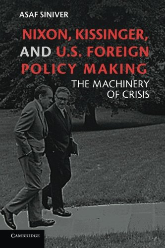 Image result for Nixon-Kissinger Middle East Policy