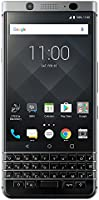 Blackberry Keyone Smartphone-11,4cm Factory desbloqueado teléfono, CDMA - Verizon, Plateado