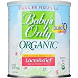 Babys Only Organic Formula Tddlr Lactorelief