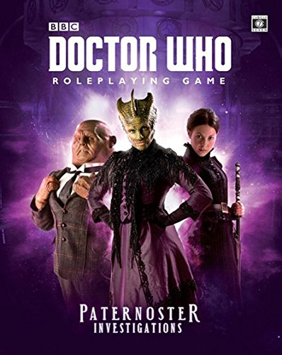 Dr Who Paternoster Investigations