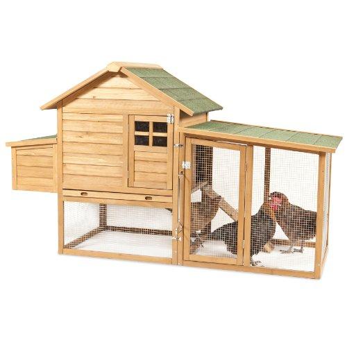 Aspen Pet Peak Roof Complete Chicken Coop by Aspen Pet