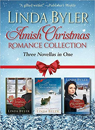 Amish Christmas Romance Collection: Three Novellas in One: Byler