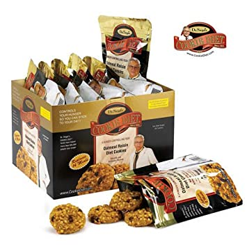 Amazon.com: Dr. Siegal de las galletas dietn + + harina de ...