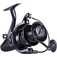 Sougayilang Spinning Fishing Reel 12+1BB Metal Body...