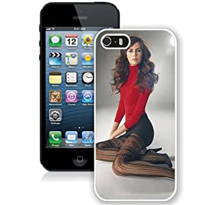 Unique Designed Cover Case For iPhone 5s With Mia Rosing Girl Mobile Wallpaper(4) Phone Case