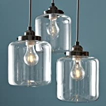 LightInTheBox Bulb Included Pendant Lights Vintage/Traditional/Classic Chandelier for Living Room/Dining Room 3 Light in 1 Plate