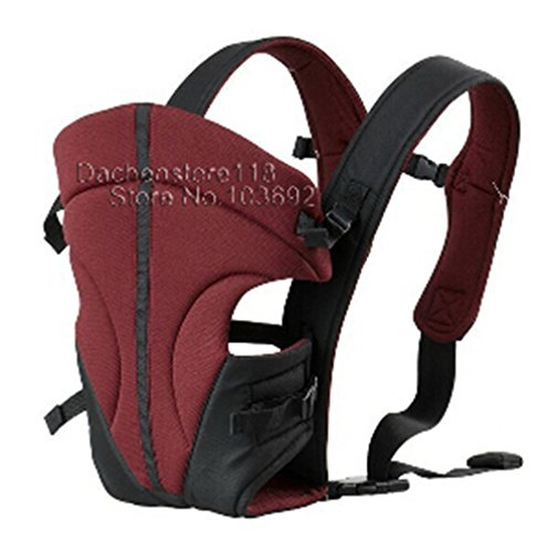 Baby Carrier Multifunctional Backpack Sling (Pink) - 7