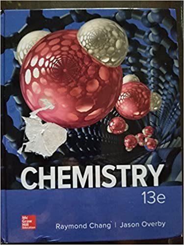 Chemistry raymond chang dr jason overby professor 9781259911156 chemistry 13th edition by raymond chang fandeluxe Images