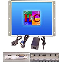 19 Inch Arcade Game LED Monitor, for Jamma, MAME, and Cocktail game cabinets, also industrial PC panel mount.