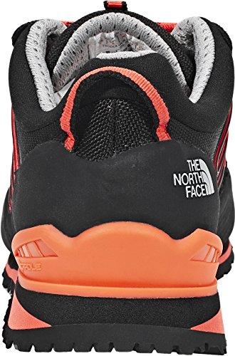 North Chaussures Noir Randonnée Femme de Face Gur The T0cdl4 txwfzxP