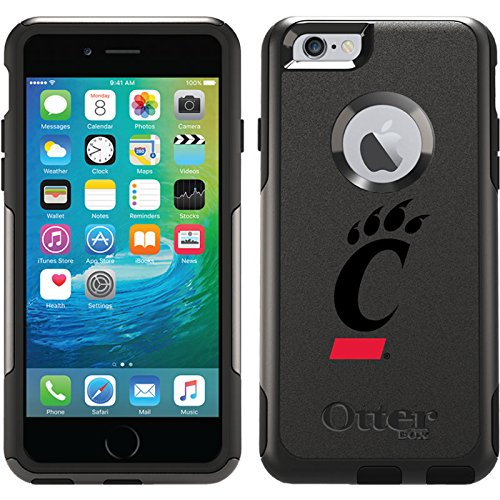 Coveroo Commuter Series Cell Phone Case for iPhone 6 Plus - Retail Packaging - Cincinnati C by Coveroo (Image #4)