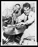 Photo: 1938 Benny Goodman clarinet Gene Krupa drums photograph