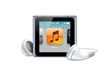 Image result for iPod nano (6th generation): Launched in 2010