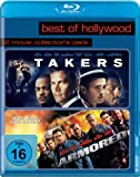 Armored/Takers - Best of Hollywood/2 Movie Collector's Pack