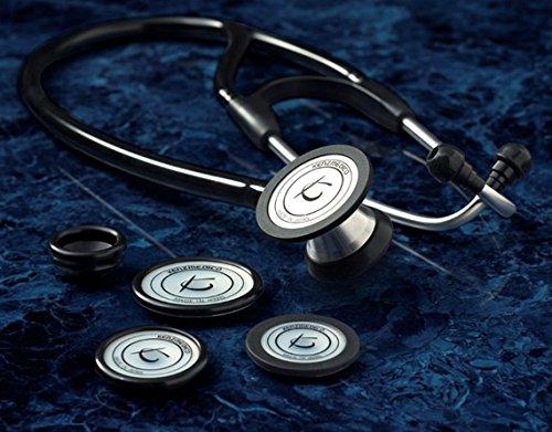 聴診器ドクターフォネットネオ NO.188-2ブラックエディション B01MZF2463