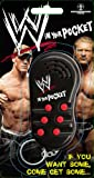 WWE In Your Pocket Voice Key Chain
