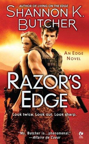 book cover of Razor\'s Edge