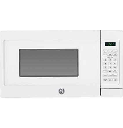 Best Over The Range Microwave Consumer Reports >> Ge Jem3072dhww 0 7 Cu Ft Capacity 700 Watt Countertop Microwave Oven In White