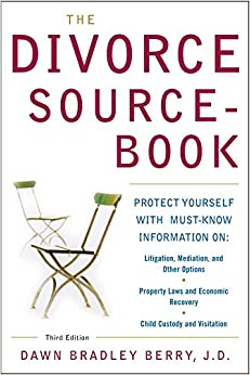 The Divorce Sourcebook (Sourcebooks)