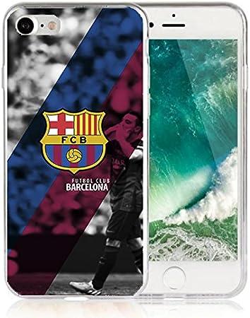 Funda Barcelona Gel silicona Carcasa + Regalo Protector Cristal Templado para Samsung Galaxy J5: Amazon.es: Electrónica
