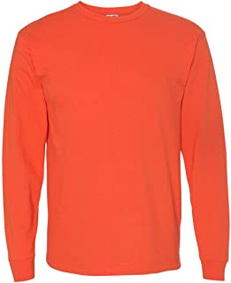 product image for Bayside Men's Classic Long-Sleeve Fashion Tee