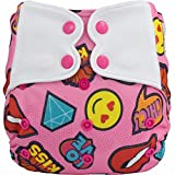 Best Baby Einstein Baby Swing And Bouncers - Elf Diaper Cover New Prints No Pocket Washable Review
