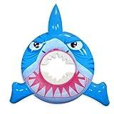 Best Banzai Kiddie Pools - Shark Swim Ring for Pool Time Fun Review