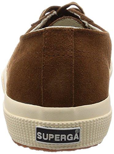 2750 Sneaker sueu Superga Basso Brown Donna Collo A Bombay Marron PqfpAawUp