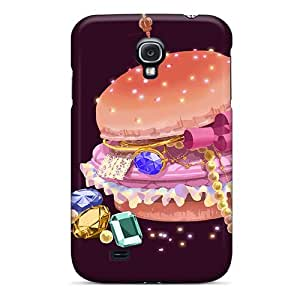 Dana Lindsey Mendez Fashion Protective Gemburger Case Cover For Galaxy S4